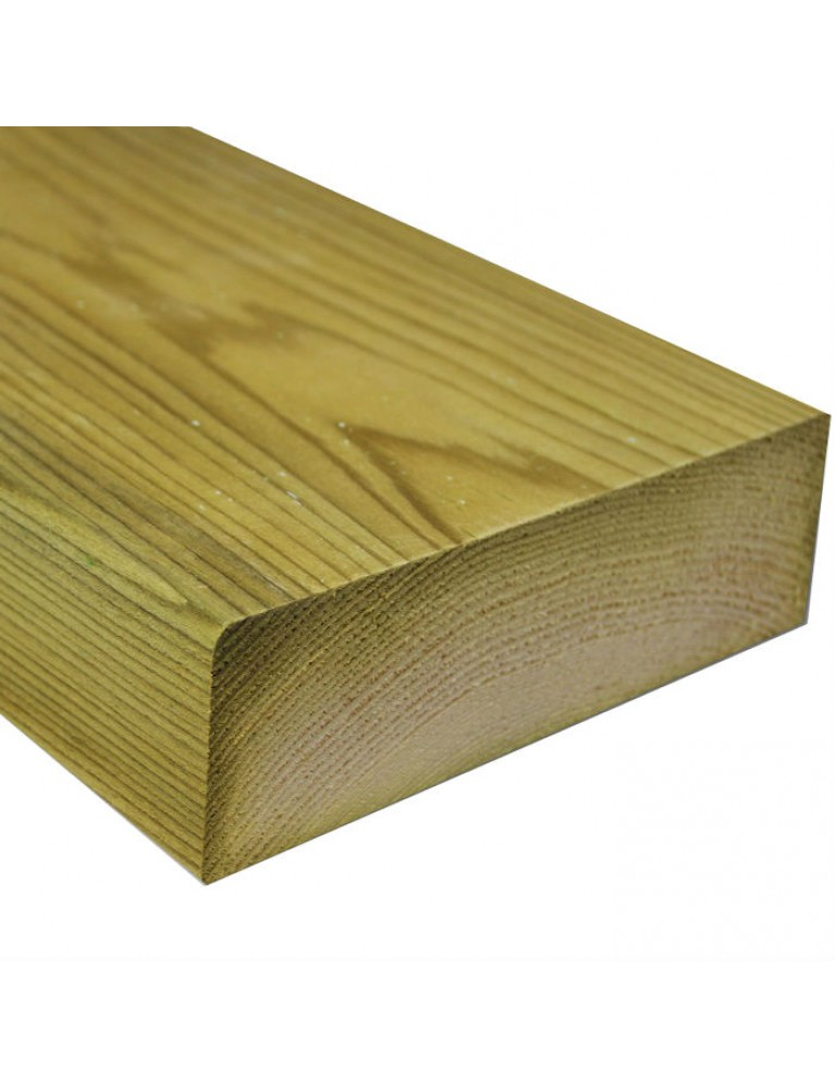 47mmx200mm Tanalised Timber C16/C24 Graded