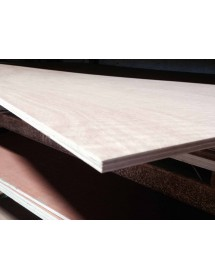 Hardwood Faced Exterior Plywood WBP 1220mm x 2440mm
